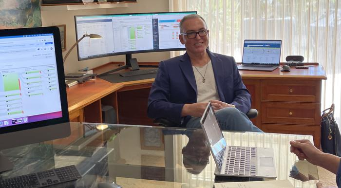 Peter Brittain, Managing Director SEO Perth Experts