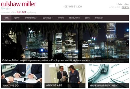 Culshaw Miller SEO Results