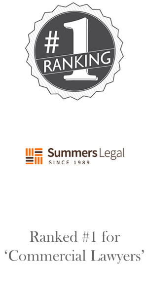 Successful #1 ranking for Summers Legal by SEO Perth