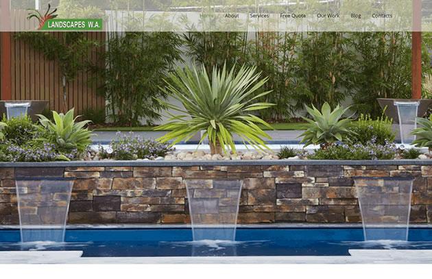 SEO Case Study on landscapeswa.com.au