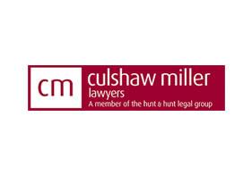 SEO Melbourne Client: Culshaw Miller